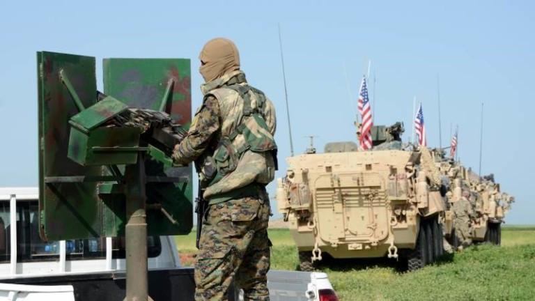 Военните на САЩ все повече използват ракети с летящи остриета в Сирия