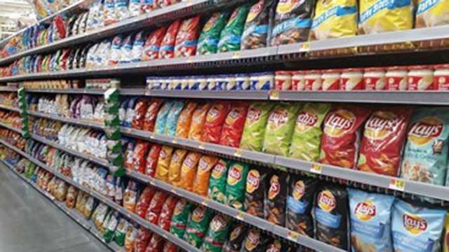 Опаковките на шоколада, сиренето и чипсовете са най-трудни за рециклиране