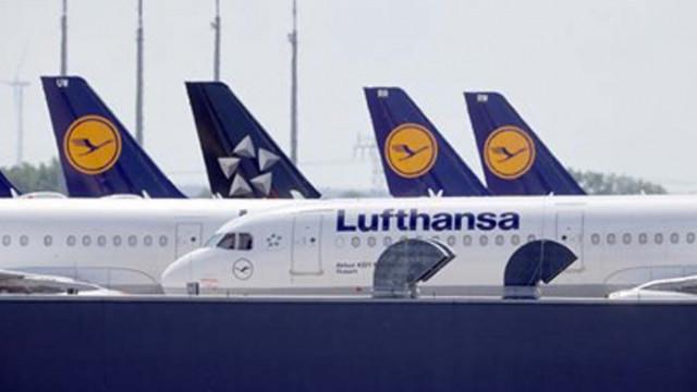 Първи самолет с европейски служители на компании пристигна в Китай