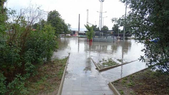 Отново порой в Благоевград, Столична община с предупреждение за силен вятър