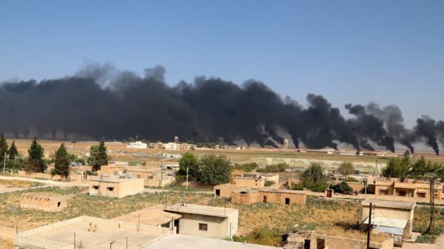 Седем загинали при атентат с кола-бомба в Североизточна Сирия