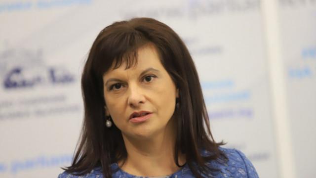 Даниела Дариткова: Цветанов иска да печели политически дивиденти с анти-ГЕРБ реторика