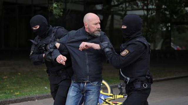 Задържаха 14 демонстранти в Беларус
