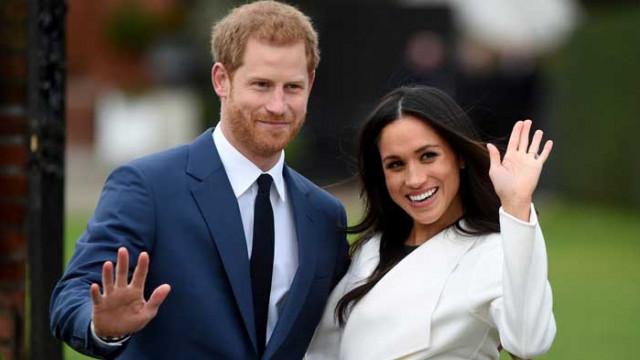 """Принц Хари и Меган Маркъл вече работят с """"Нетфликс"""""""