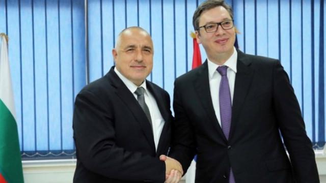 """Борисов и Вучич ще инспектират напредъка по изграждането на АМ """"Европа"""" и """"Балкански поток"""""""