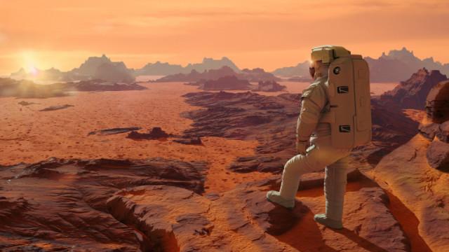 Скритите солени езера под ледници и новото интересно откритие за Марс