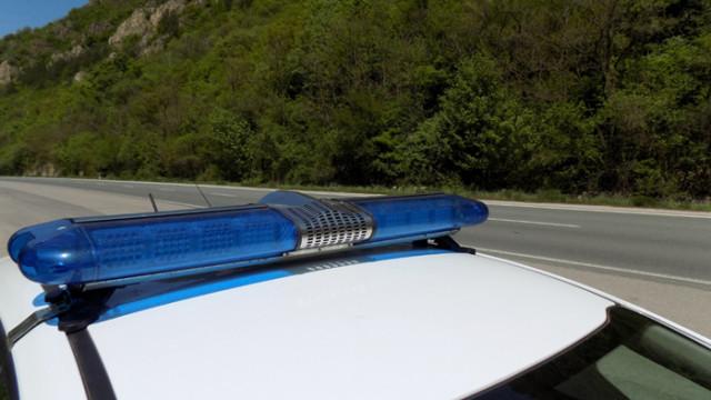 Мъртво пиян шофьор блъсна жена на тротоар
