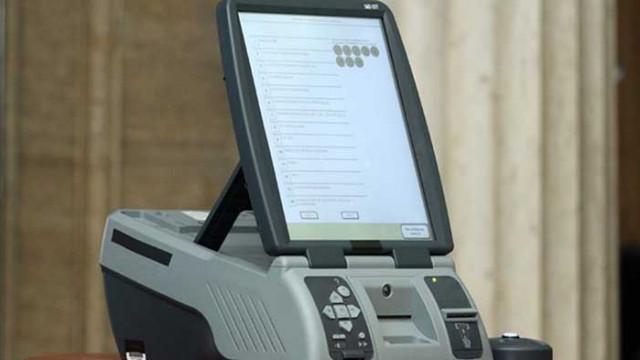 ЦИК: Близо 10 хиляди машини са необходими за парламентарните избори