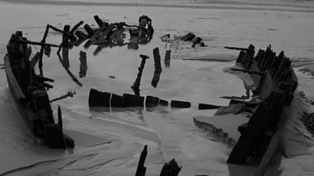 Откриха останки от кораб, в който може да е била натоварена Кехлибарената стая