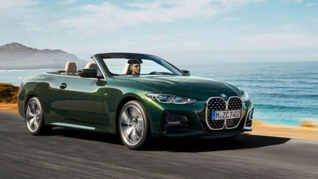 BMW Серия 4 вече е Кабрио с мек покрив (ВИДЕО)