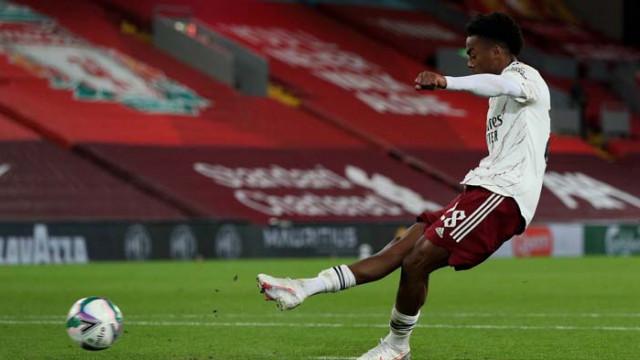 Арсенал отново пребори Ливърпул след дузпи за 1/4-финал в Карабао Къп