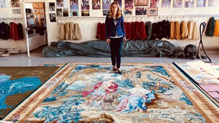 Марияна Николова: Килимите ни са достойни за културното наследство на Европа