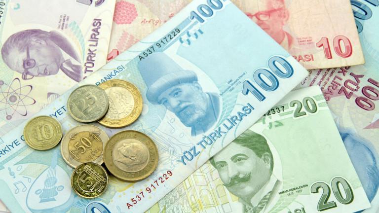 Защо се срива турската лира?