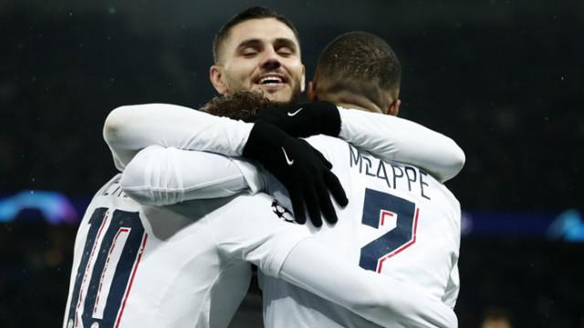 Икарди официално стана играч на Пари Сен Жермен