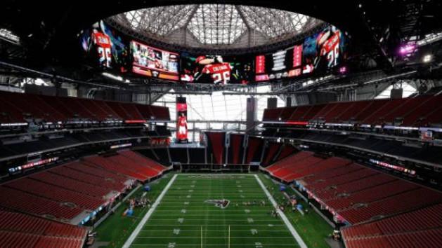 Дронове ще дезинфекцират стадион в Атланта след спортни събития (ВИДЕО)