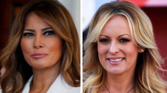 """Мелания Тръмп нарича бившата """"приятелка"""" на съпруга си Сторми Даниелс """"порно проститутка"""""""