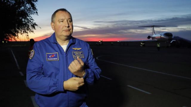 Шефът на Роскосмос поздрави SpaceX и НАСА за успешния полет до МКС
