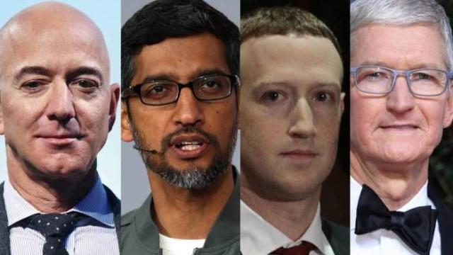 """""""Amazon, Apple, Facebook и Google са заплаха за икономиката и демокрацията на САЩ"""""""