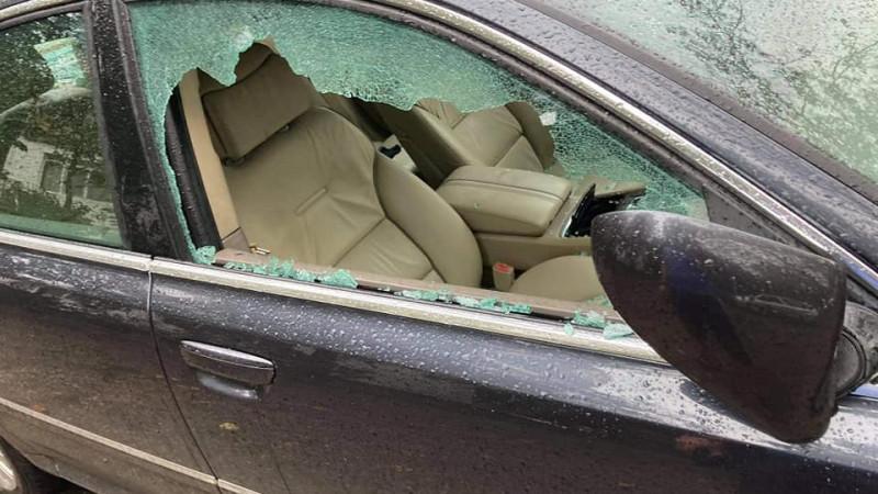 Отново потрошени стъкла на автомобил във Варна