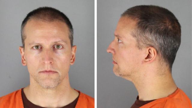 Дерек Шовин, обвинен за убийството на Джордж Флойд в САЩ, е пуснат под гаранция