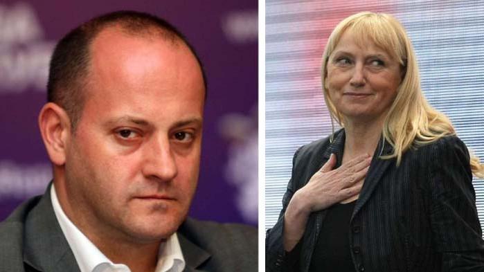 Радан Кънев и Елена Йончева завинаги остават тъждествени с попкръстювщината