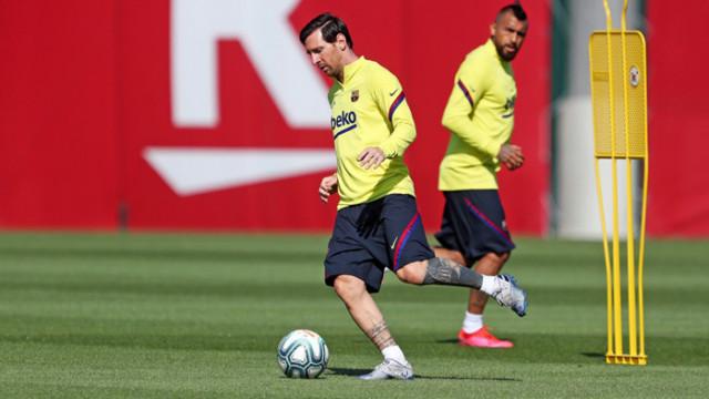 Барселона гостува на Майорка при рестарта, Реал приема у дома Ейбар