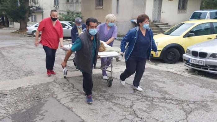 Повдигнаха обвинение на шофьора на тира за катастрофата край Лесово