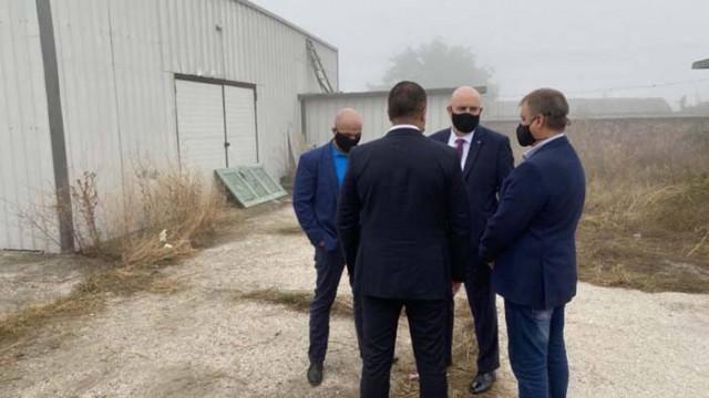 Разбиха поредната фабрика за незаконно производство на цигари