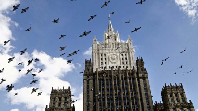 Русия гони двама наши дипломати