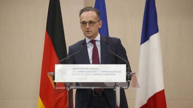 """Хайко Маас: Русия е направила """"малко"""" за изясняване на инцидента с Алексей Навални"""