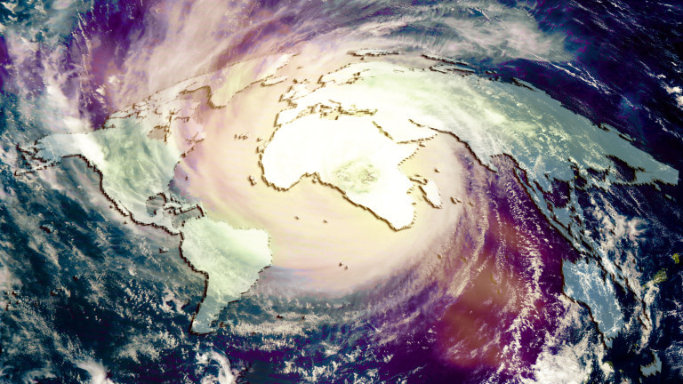 Климатичните промени, природните бедствия и ще стане ли светът необитаем ад
