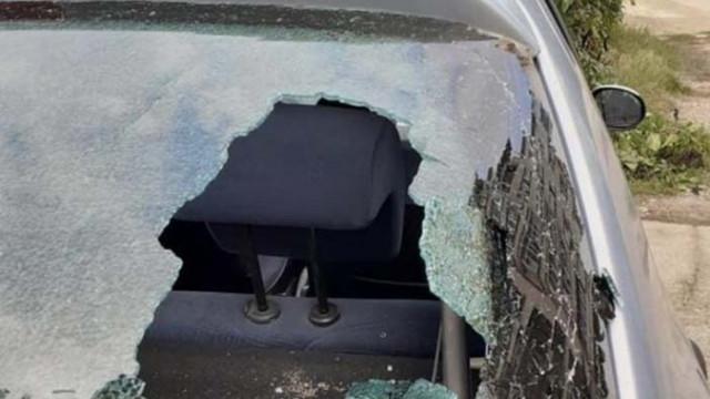 Изпочупени са стъклата на автомобила на кандидата на ГЕРБ за кмет на село Бохот