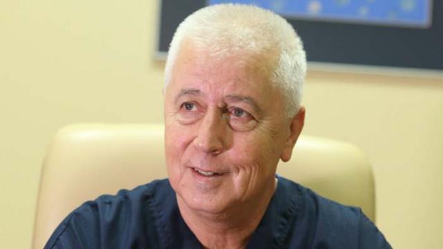 Проф. Николай Петров: Имаме 1200 анестезиолози, необходими са двойно повече