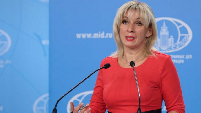 Захарова: Русия може да прекрати диалога с ЕС