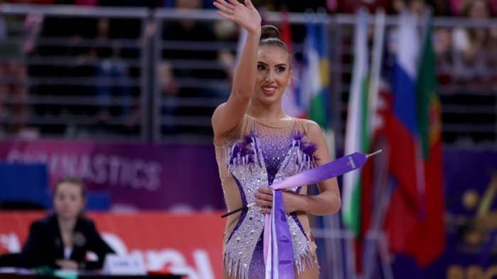 Катрин Тасева спечели контролното в многобоя на националките