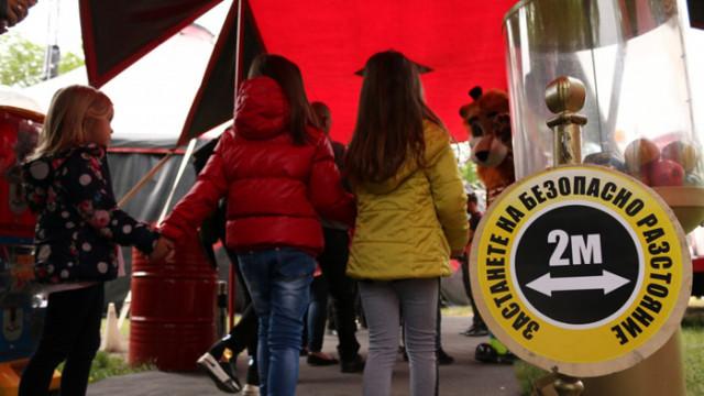 Любовта на зрителите и трепетното очакване спасяват цирковото изкуство у нас
