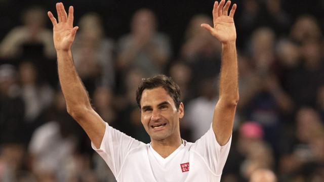 Поканиха Федерер и Кербер на демонстративния турнир на трева в Берлин