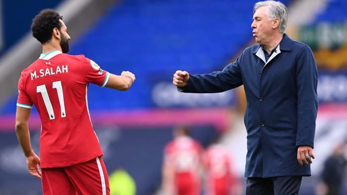 Евертън и Ливърпул поделиха точките в атрактивно и драматично дерби