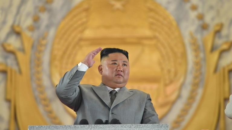 Ким подчерта добрите отношения с Куба в благодарствено писмо до Кастро