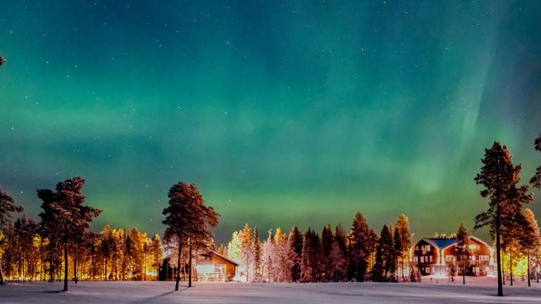 Лапландия, Дядо Коледа, има ли туристи и ще отмени ли и Коледа коронавирусът