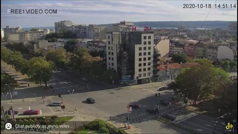 Не е установено кое е блъснатото дете вчера на светофара на Макдрайв във Варна