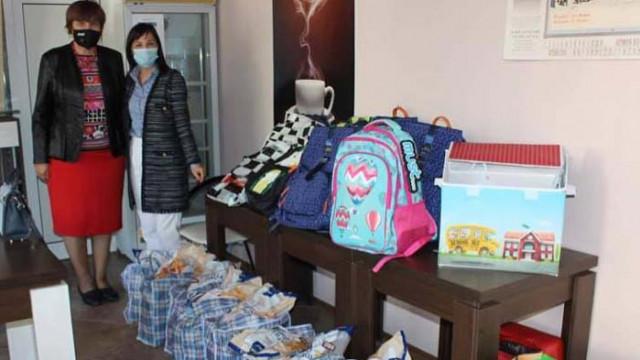 Още десет семейства засегнати от COVID кризата бяха подкрепени по програмата ирис във Варна