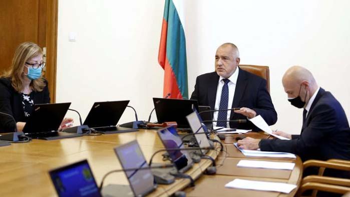 """Борисов: Възложих на ДАНС и ДАР да проверят кои са тези """"доброжелатели"""" на Радев"""