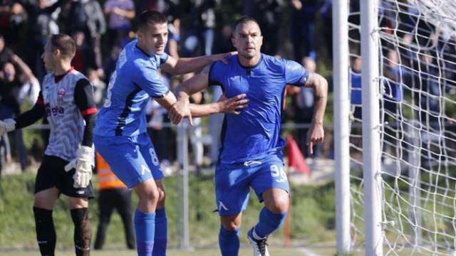 Левски продължава за Купата на България след победа в Червен бряг