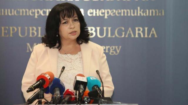 """Петкова: Спазваме стриктно изискванията за """"Балкански поток"""""""