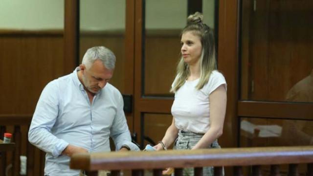 """Съдът пусна Лилана срещу """"подписка"""""""