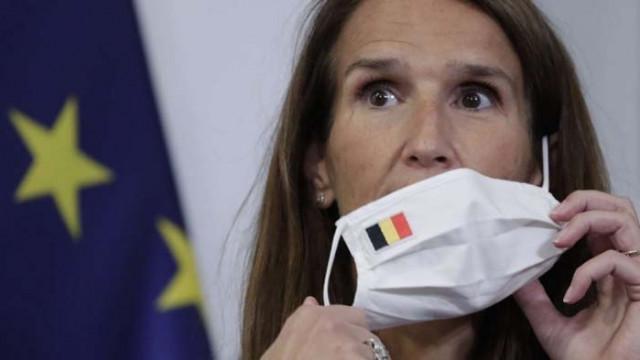 Болната от COVID-19 външна министърка на Белгия е в интензивното