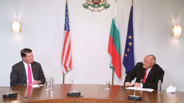 За трети път тази година: Борисов разговаря със зам.-държавния секретар по икономическия растеж