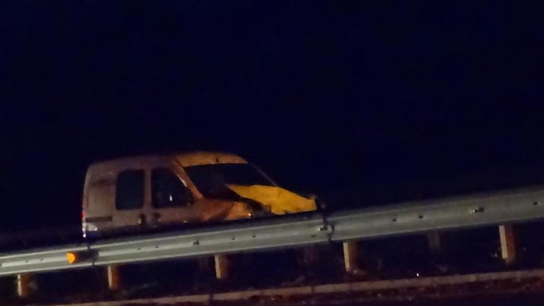 Двама загинали при катастрофа в Пловдивско