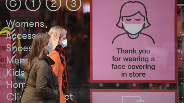 Великобритания с още 20 530 заразени